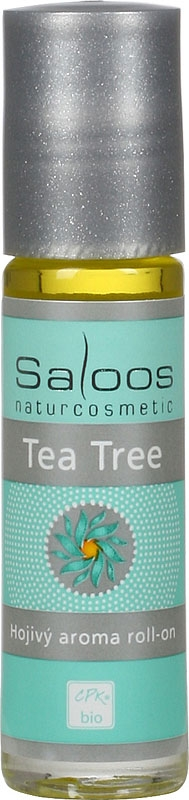Saloos Bio aroma roll-on Tea Tree - 9ml