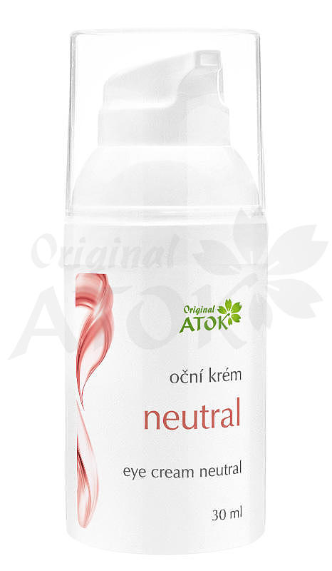 ATOK Oční krém Neutral 30 ml