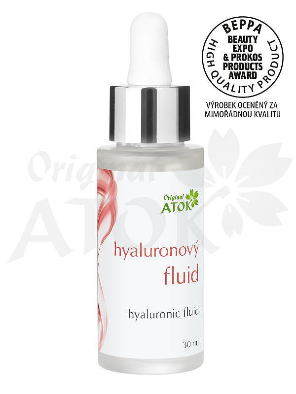 ATOK Hyaluronový fluid 30 ml