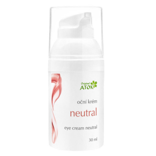 ATOK Oční krém Neutral 30ml