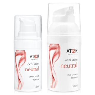 ATOK Oční krém Neutral 15ml